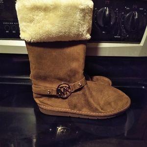 Girls MK boots